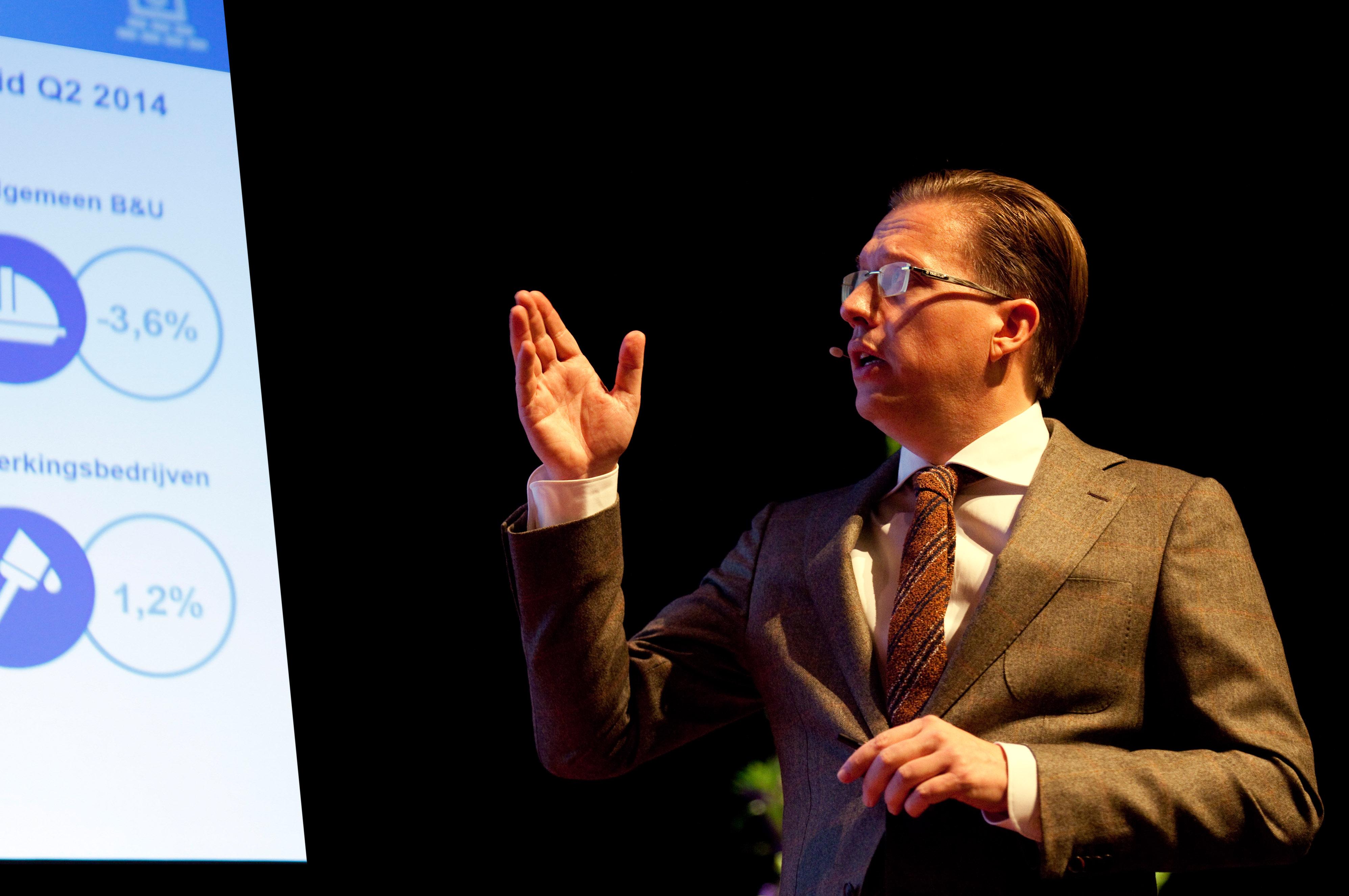 Op zoek naar een inspirerende spreker op jouw evenement?